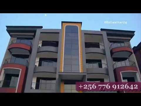 Luxury fully furnished 3 bed roomed apartments in Kampala