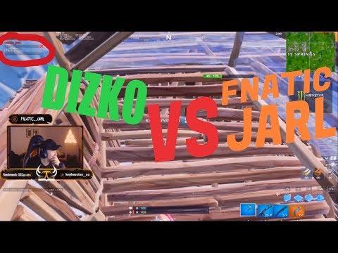 MEMBRO DEL TEAM DI RETURN VS FNATIC JARL!  1VS1 IN CREATIVA!