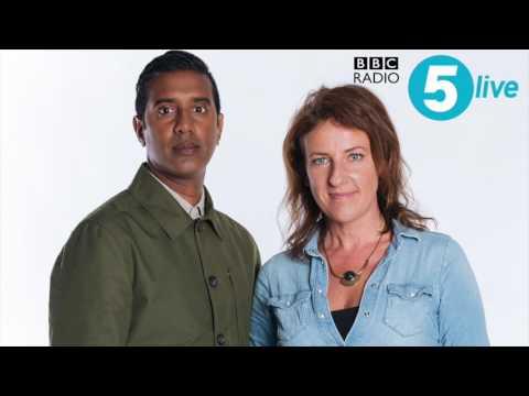 1 March 2017: Male Domestic Abuse Special (BBC Radio 5 LIve)