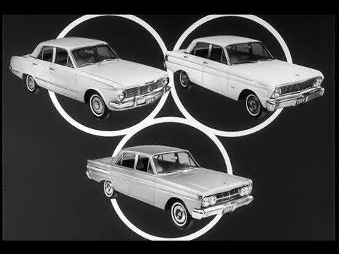 1964 Plymouth Valiant vs Ford Falcon & Mercury Comet
