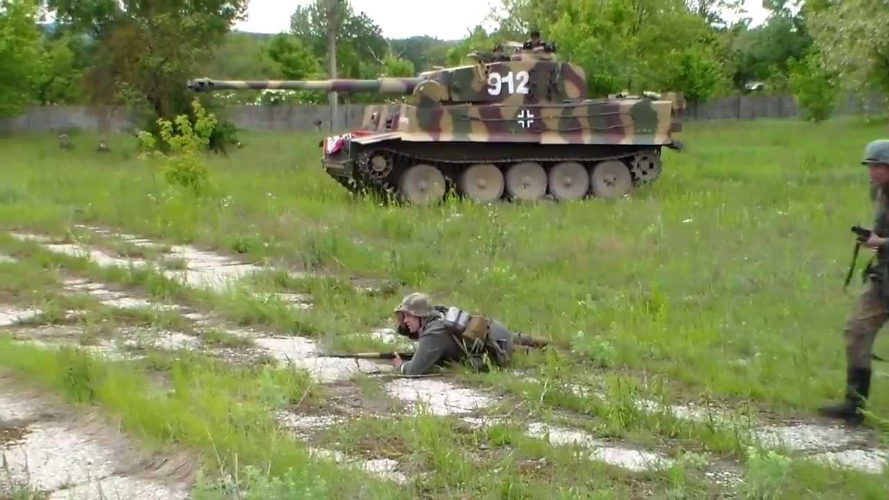Tank Attack