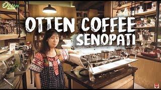 Review Toko Otten Coffee di Senopati - Jakarta