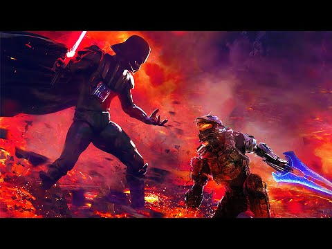 Star Wars & Halo | Main Theme Mashup