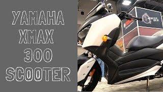 2019 Ямаха х-макс 300 керівництво по експлуатації скутер Matic