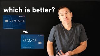 Capital One Venture vs. VentureOne Credit Card - Which is best? How to choose?