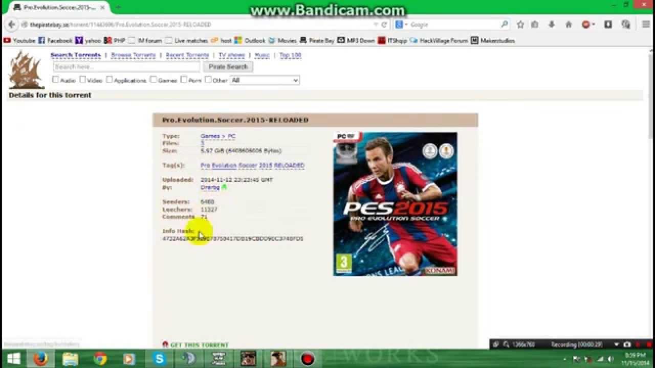 Pro evolution soccer 2015 free download ocean of games.