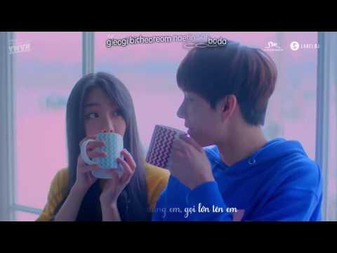 [YWVN][VIETSUB-KARA] YESUNG - 봄날의 소나기 Paper Umbrella || Music Video
