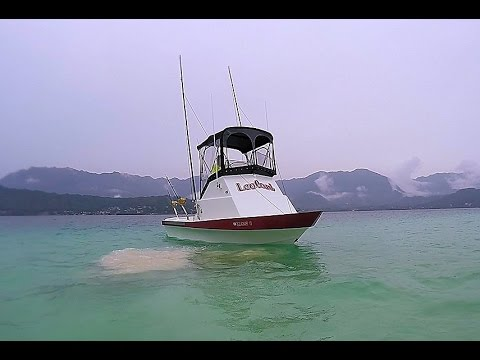 Leolani, Kaneohe Bay, Oahu, Hawaii (GoPro 4 Silver)