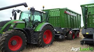 AgriLand talks tractors...and machinery - with Fendt's Sean Gorman