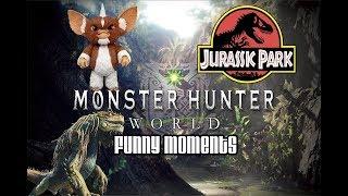 Monster Hunter World Funny Moments