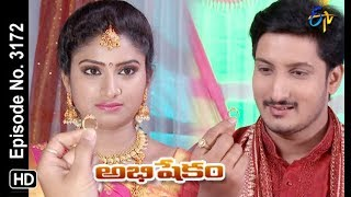 Abhishekam | 16th March 2019 | Full Episode No 3172 | ETV Telugu