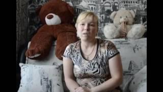 Репортаж о Машеньке Анисимовой в г. Шумерля.