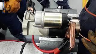 Como probar nuestro motor de arranque fuera del vehiculo