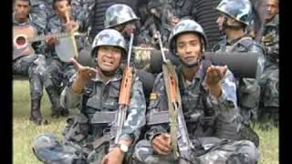 APf Dashain song raifal ko Sirani.MPG