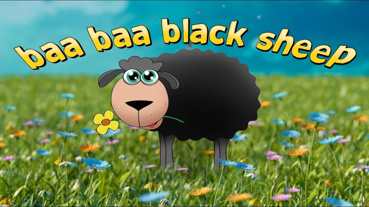 The Best Baa Baa Black Sheep Song | Mini Monsters Music ...