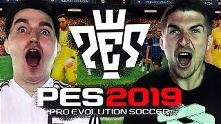 PES 2019: ПЕРВЫЙ ВАГЕР VS. КЕФИР