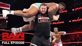 WWE Raw Full Episode, 12 December 2016