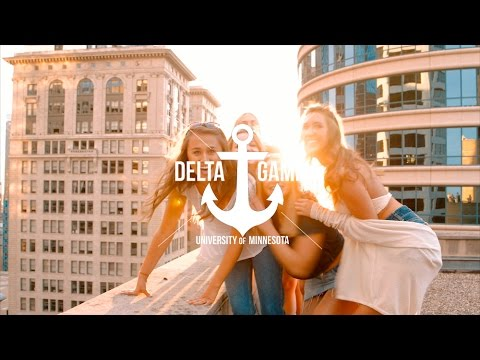 Fall in Love with Delta Gamma 2016 | University of Minnesota