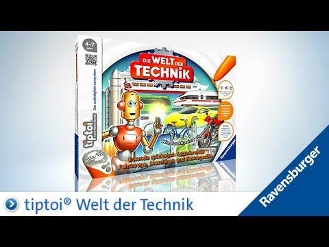 Tiptoi® Welt Der Technik