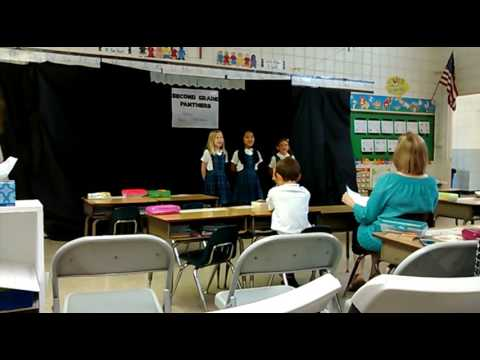St Kieran Catholic School 2nd Grade Poetry Performance