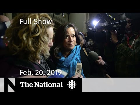 The National for February 20, 2019 — Liberal Caucus Meets, Halifax Memorial, Teen Vaxxers Mp3