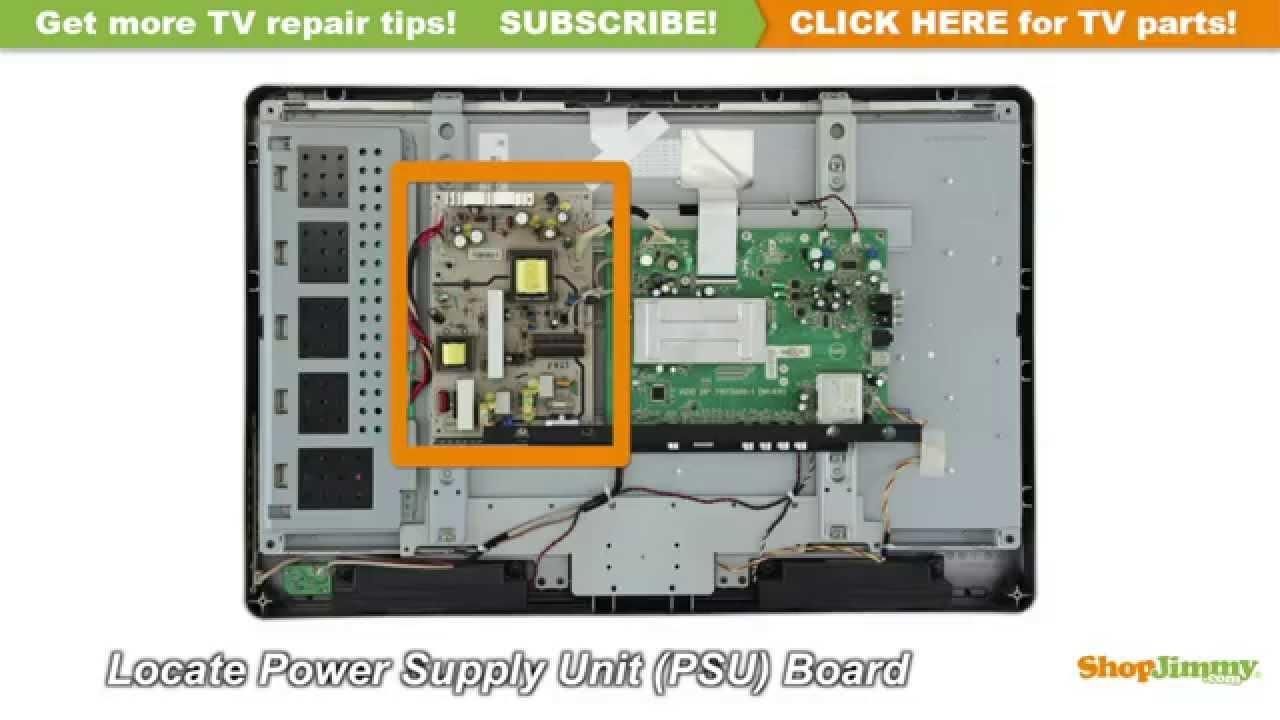vizio tv wiring diagram use wiring diagramvizio adtv81324sa1 va26lhdtv10t power supply unit psu boards [ 1280 x 720 Pixel ]