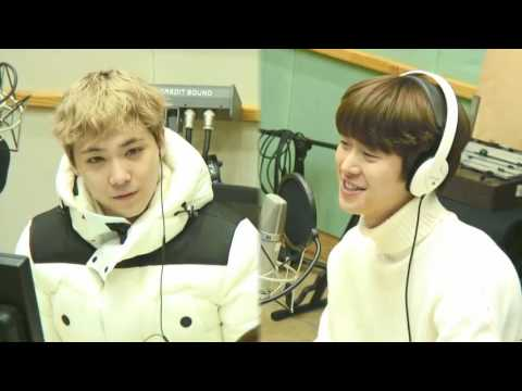 [VIDEO] 170104 Lee Hongki's Kiss the Radio - GongMyung