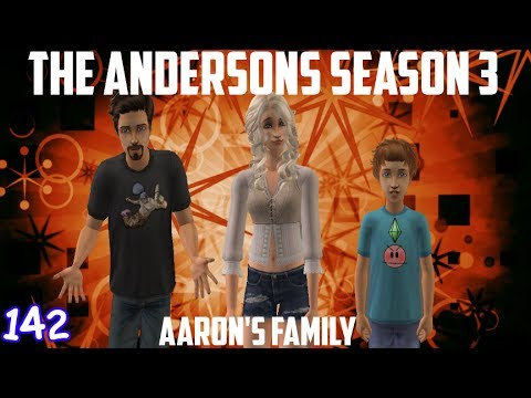 The Andersons Season 3 - Sleeping outside & Parties! (Part 142) w/Commentary