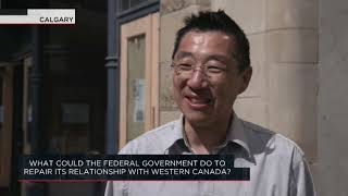What could the federal government do to repair its relationship with western Canada? | Outburst