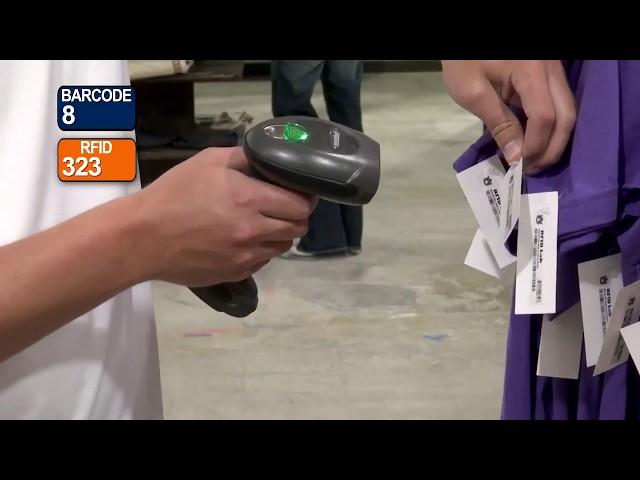 Vídeo mostra simplicidade de operação da RFID