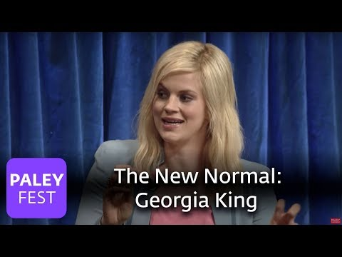 The New Normal  Georgia King On Goldie's Development
