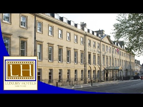 Luxury Hotels - Francis Hotel - Bath