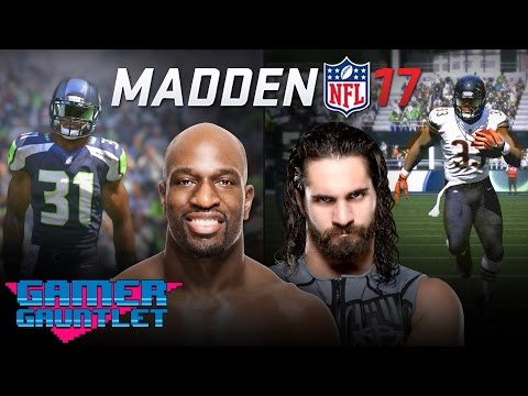 Madden 17 Tournament Rd. 1: Seth Rollins vs. Titus O'Neil —