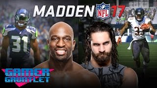 Madden 17 Tournament Rd. 1: Seth Rollins vs. Titus O'Neil — Gamer Gauntlet