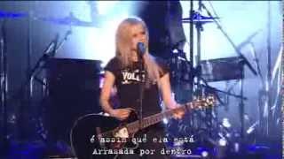 avril lavigne nobody s home live at budokan japan 2005 legendado português hd