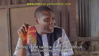 FAINTING Mark Angel Comedy Episode 153   YouTube 360p