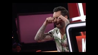 TOP 10 BEST MOST SURPRISING AUDITIONS OF THE VOICE USA 2018