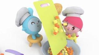 Малышарики – Непоседа | Новая Серия 190 | Мультики для детей