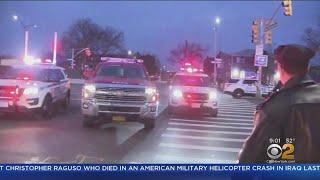 White Van Hits, Kills Man In East New York