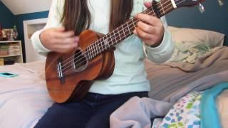 Taylor Swift - Back to December ukulele cover
