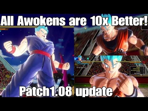 ALL Awoken Skills are WAYYY Better now OMG! Patch 1.08 buff and update?