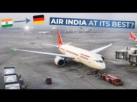TRIPREPORT | Air India (BUSINESS CLASS) | Boeing 787-8 | Mumbai - Frankfurt