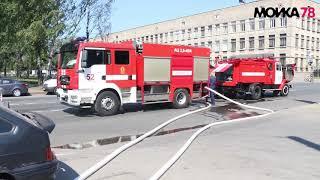 Смотреть видео Взрыв на Литовской улице онлайн
