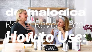 How to Use Dermalogica's New Age Smart Rapid Reveal Peel