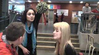 Kiss Me Mistletoe Video 2011 Centennial Calgary