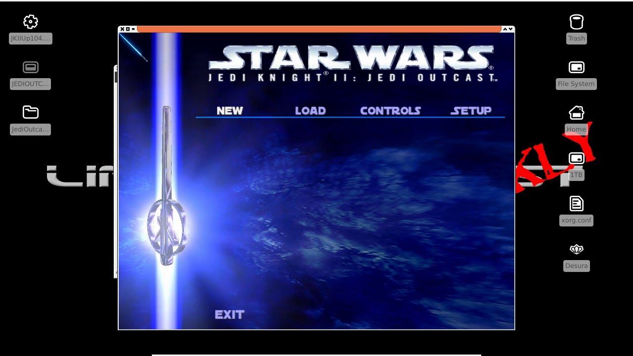 L.G.C.  How-To  \u2014 Star Wars Jedi Knight II: Jedi Outcast (Native