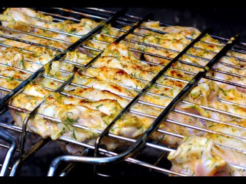 how to grill fish on a gas grill