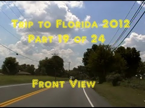 Trip to Florida 2012 | Front View | 19 of 24 | From Nashville, TN to Nashville, IL