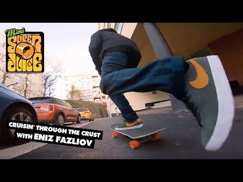Cruisin' Through The CRUST | Day In Helsinki With Eniz Fazliov