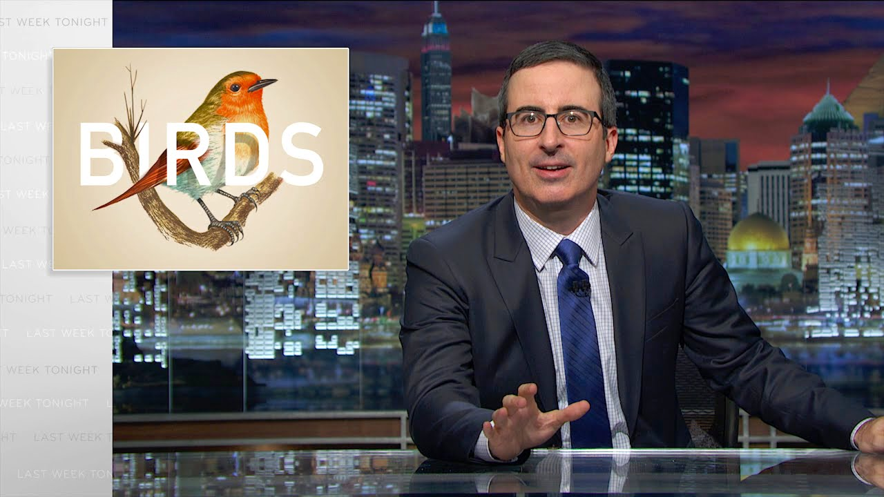 Birds Last Week Tonight with John Oliver (Web Exclusive)